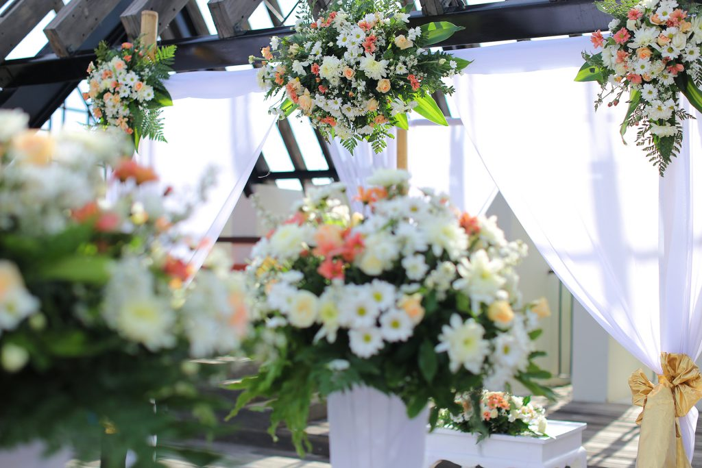 Wedding in Bali at Sun Island Bali Hotel - Wedding Venue 2