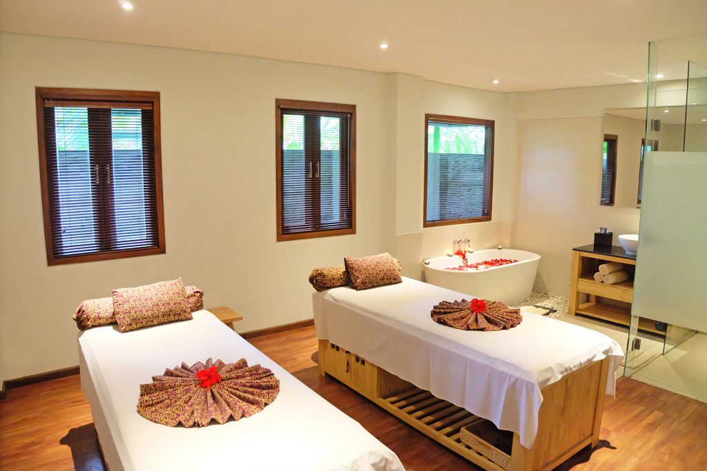 Island Spa White Rose Resort Kuta - Double Bed