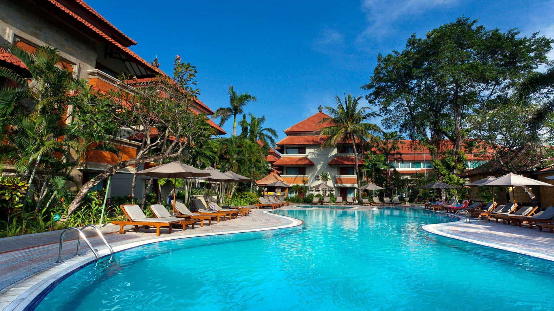 White Rose Kuta Resort Villas Spa Sun Island Bali