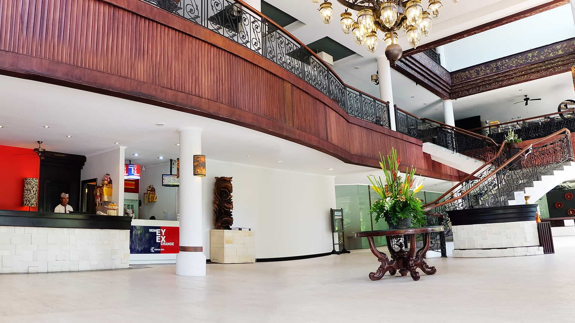 White Rose Resort Kuta - Lobby Photo