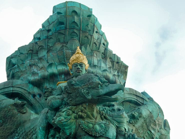 Facts about the Garuda Wisnu Kencana (GWK)