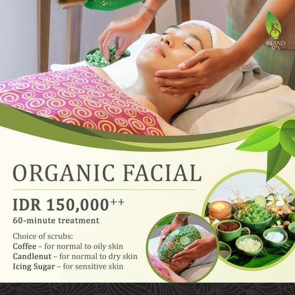 Organic Facial